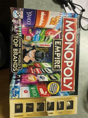 Monopoly empire in great shape never played for Sale in Sebring, FL