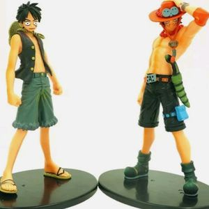 Anime One Piece Luffy And Ace Figure for Sale in Hialeah, FL