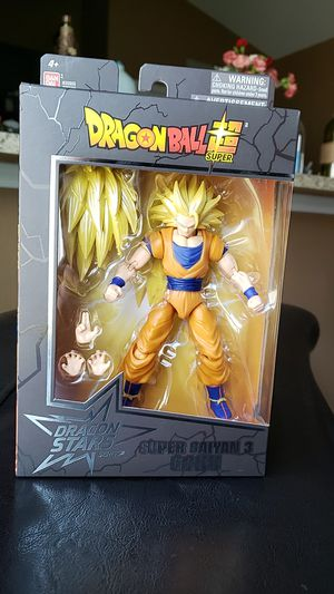 Dragon ball Z super Super Saiyan 3 goku for Sale in Kissimmee, FL