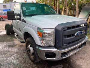 2014 Ford Super Duty F-350 DRW for Sale in Hollywood, FL