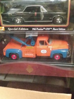 Collectable toy tow truck for Sale in Mokena, IL
