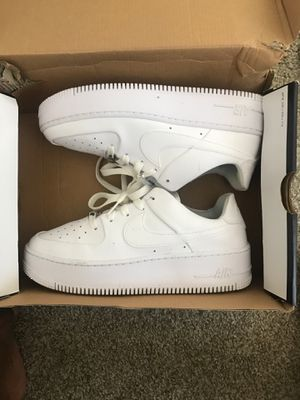 Women's Nike Air Force 1 sage for Sale in Norfolk, VA