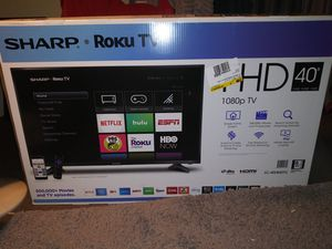 40 inch tv 1080p tv unopened for Sale in Costa Mesa, CA