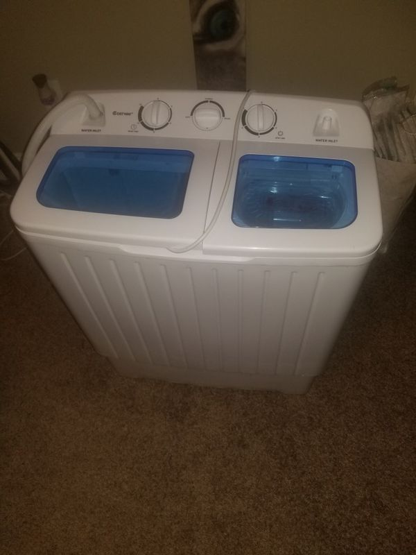Used portable washer/dryer combo