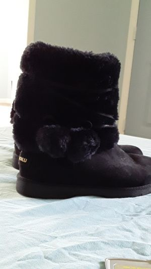 Women's black makalu boots for Sale in Conway, AR