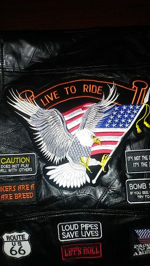 Motorcycle. Vest for Sale in Chicago, IL