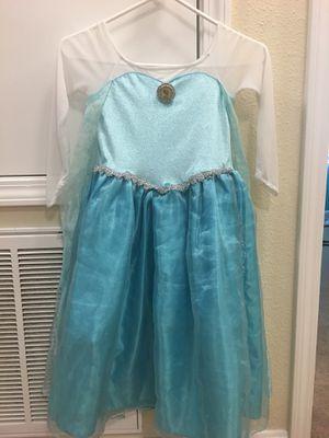 Frozen-Elsa Dress for Sale in Land O Lakes, FL
