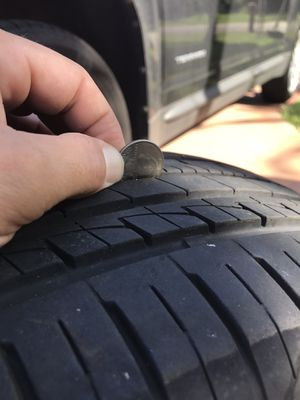 195 65 15 tire good condition 1 peace for Sale in Port St. Lucie, FL