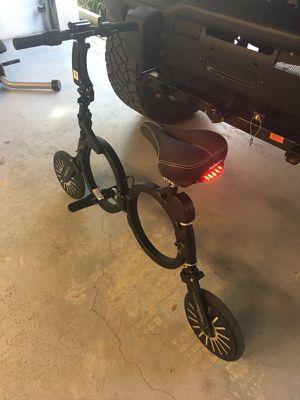 Jupiter electric bike w backpack, upgrades for Sale in Tarpon Springs, FL