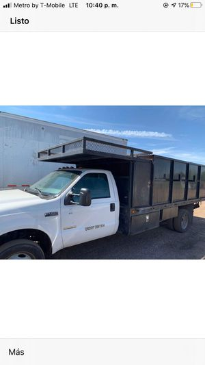 Ford f450 2004 turbo diesel for Sale in Glendale, AZ