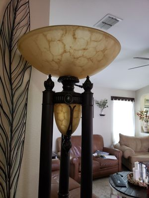 Brass Floor Lamp for Sale in San Antonio, TX