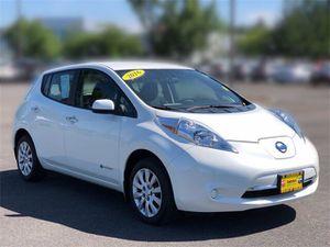 2016 Nissan LEAF for Sale in Auburn, WA