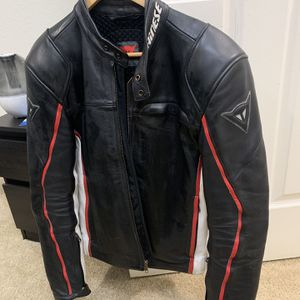 Dainese Motorcycle Jacket Size48 for Sale in Renton, WA