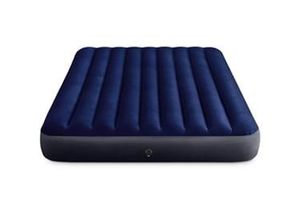 Intex air mattress queen with electric pump for Sale in Staten Island, NY