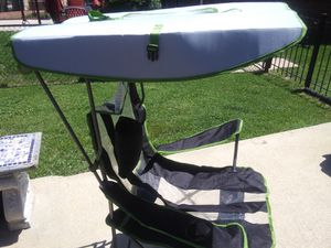 Folding umbrella camping chair for Sale in Washington, DC