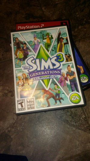 Sims 3 generations pc for Sale in Joliet, IL
