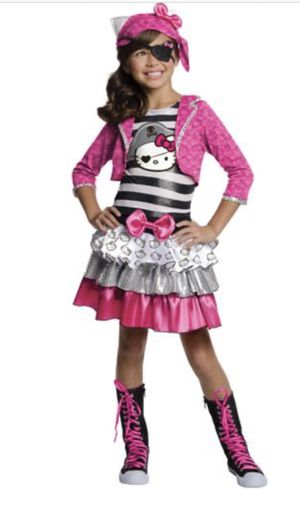 Hello Kitty Pirate Halloween costume for Sale in Palm Harbor, FL