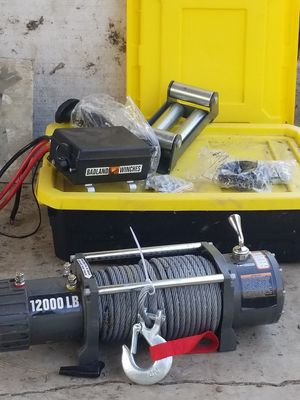 Badlands winch for Sale in Snohomish, WA