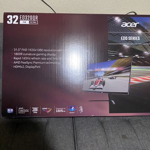 Computer Monitor Acer for Sale in Santa Ana, CA