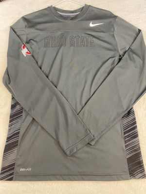 Awesome Ohio State Nike Dri Fit Shirt! Men's medium but runs big. for Sale in OH, US
