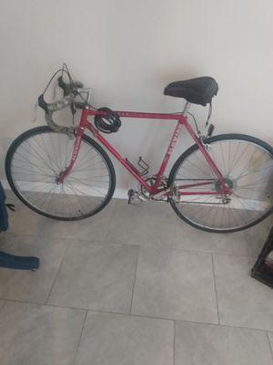 Schwinn circuit bike 17 speed le tour orginal model 1987 for Sale in Tampa, FL