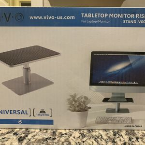 Computer Monitor Riser for Sale in Ontario, CA
