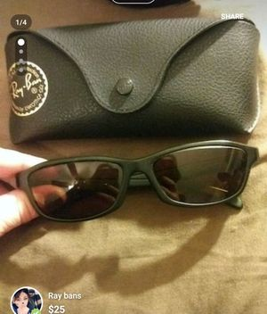 2 pairs of Ray ban sunglasses for Sale in Prineville, OR