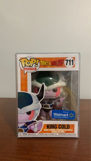 Funko Pop! Animation Dragonball Z #711 King Cold Walmart Exclusive for Sale in Manassas, VA