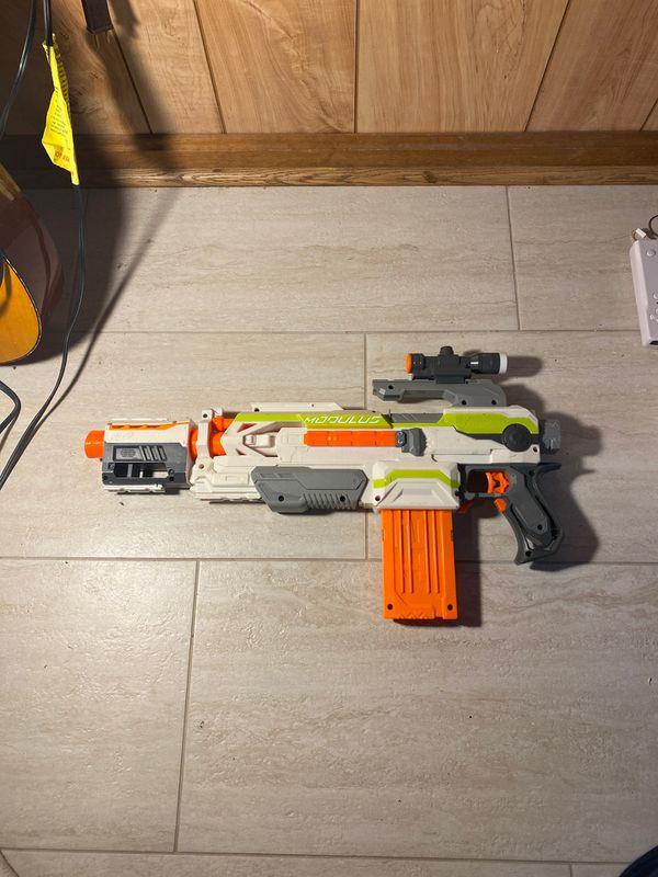 Nerf moduluo gun
