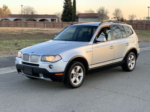 2008 BMW X3 3.0si .... low miles ... Clean !! for Sale in Tracy, CA
