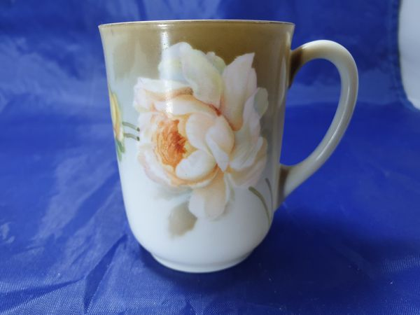 Germany set coffee cup with saucer