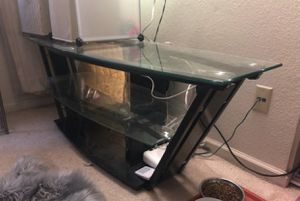 Large glass table for Sale in Union City, CA