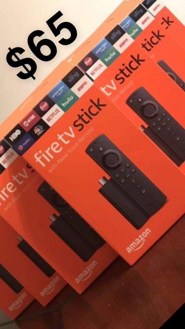 Fire Tv Sticks