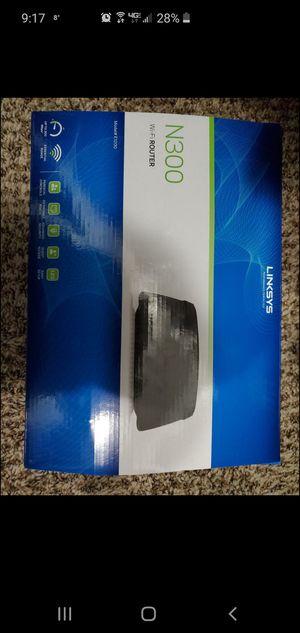 Linksy N-300 Wifi Router for Sale in McKinney, TX
