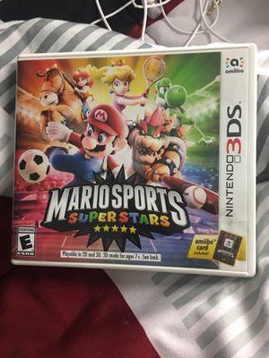 Mario sports superstars for Sale in Washington, DC
