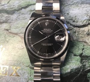 Rolex datejust 36mm. 100% authentic with box and papers for Sale in Tampa, FL