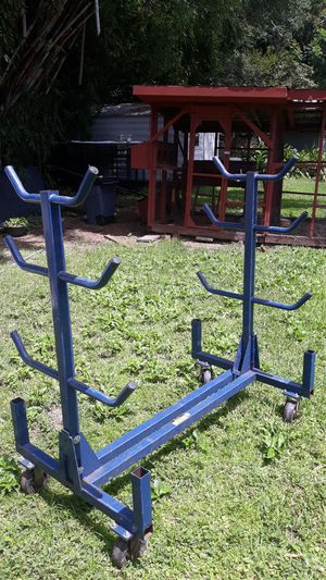 Foldable mac rack for Sale in Tampa, FL