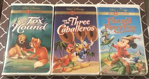 Gold Collection Disney Movies VHS for Sale in Reading, PA