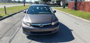 2012 Honda civic for sale for Sale in Dallas, TX