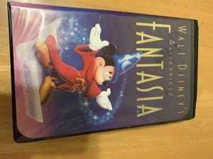 Fantasia VHS for Sale in Rustburg, VA