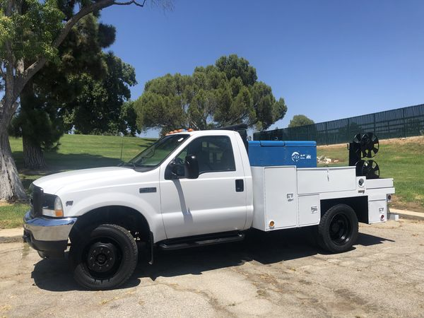 2002 Ford F-450 4x4