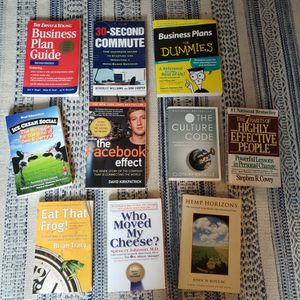 10 Start Your Own Business Books Lot for Sale in Kent, WA