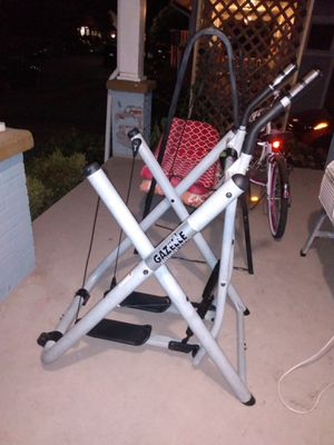 Tony Littles Gazzel exercise equipment for Sale in S CHESTERFLD, VA