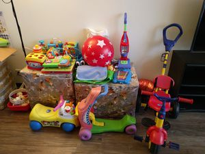Variety of lightly used toys - individually priced for Sale in Chicago, IL