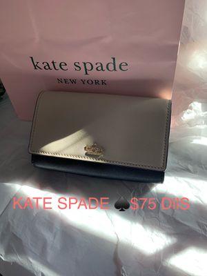 CARTERA KATE SPADE ♠️ $70 Dlls NUEVA ORIGINAL KATE SPADE ♠️ for Sale in Fontana, CA