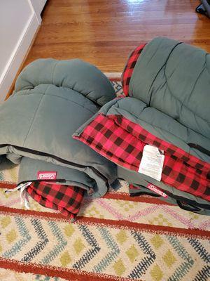 1 or 2 Coleman Sleeping Bags for Sale in Midlothian, VA