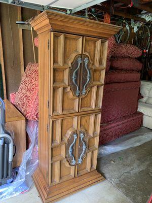 Upright Cabinet for Sale in Burnsville, MN
