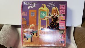 Teacher Barbie for Sale in Venice, FL