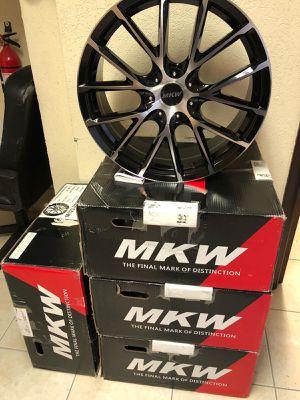 "MKW 20"" Wheel Set for Sale in Orlando, FL"