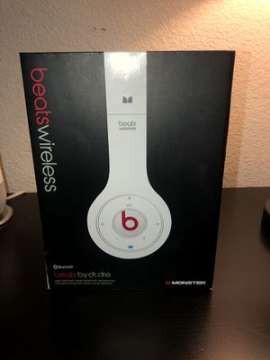 BEATS BY DRE - Wireless for Sale in Pacheco, CA